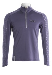 Craft Long Sleeved Top Gravel Platinum Blue