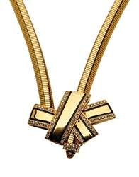 Ca And Lou Necklaces Gold