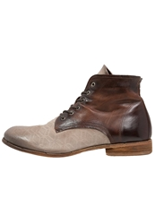 A.S.98 Republic Laceup Boots Stone Whisky Grey