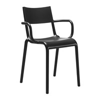 Kartell Generic A Chair Black