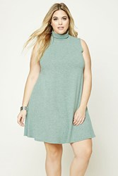 Forever 21 Plus Size Turtleneck Dress