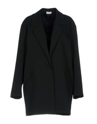 Alex Vidal Overcoats Black