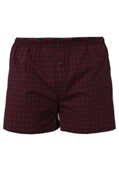 Sloggi Freedom Boxer Shorts Red Dark