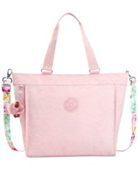 Kipling Shopper L Extra Large Tote A Macy's Exclusive Style Blushing Pink