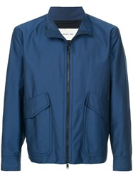 Cerruti 1881 Lightweight Jacket Blue