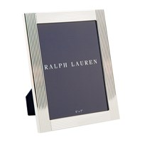 Ralph Lauren Home Luke Photo Frame 5X7 Silver