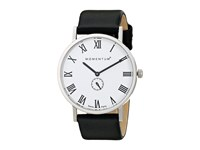 Momentum Monroe White Black Leather Watches