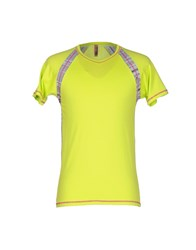 John Galliano Underwear Undershirts Acid Green