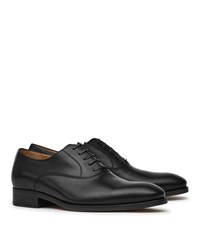 Reiss Cirion Mens Leather Dress Shoes In Black