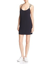French Connection Mineral Crepe Backless Dress 100 Bloomingdale's Exclusive Black