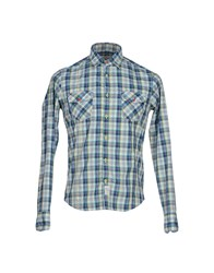Massimo Rebecchi Shirts Shirts Men Green