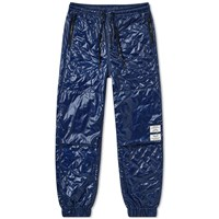 Converse X Pam Quilted Track Pant Blue