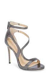 Imagine Vince Camuto By Demet Sandal Anthracite Leather
