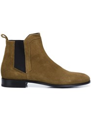 Pierre Hardy 'Drugstore' Boots Brown