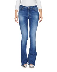 People Jeans Blue