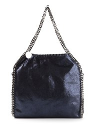 Stella Mccartney Medium 'Falabella' Tote Blue