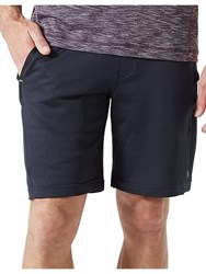 Mpg Actile Melange French Terry Sweat Short Black