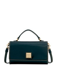 Dooney And Bourke Mimi Leather Crossbody Bag Black