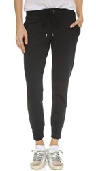 Getting Back To Square One Skinny Sweatpants Black