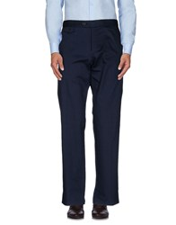 Valentino Trousers Casual Trousers Men Blue