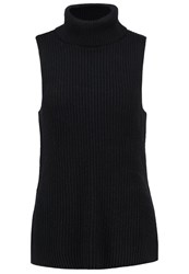 Abercrombie And Fitch Vest Black