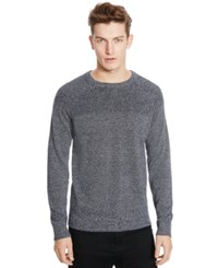 Kenneth Cole Reaction Marled Crew Neck Sweater