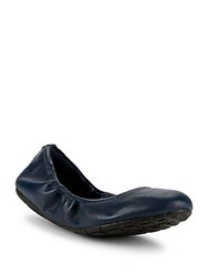 Cole Haan Studiogrand Round Toe Shoes Blazer Blue