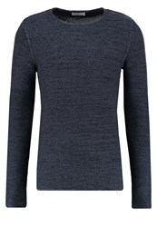 Selected Homme Shdjoecamp Jumper Ombre Blue