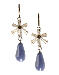Erika Cavallini Semi Couture Erika Cavallini Semicouture Earrings Grey