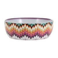 Missoni Home Zig Zag Large Salad Bowl