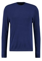 Burton Menswear London Jumper Royal Blue