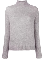 Le Kasha 'Island' Jumper Brown