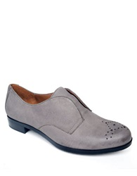 Adrienne Vittadini Phillipa Loafers Charcoal