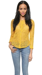 Roseanna Victor Lace Top