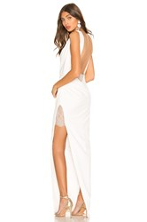 Katie May X Noel And Jean The Unexpected Gown White