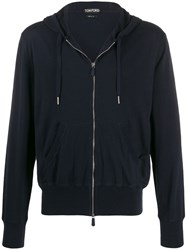 Tom Ford Zip Up Hooded Jacket 60