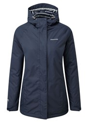 Craghoppers Madigan Classic Thermic Waterproof Jacket Navy