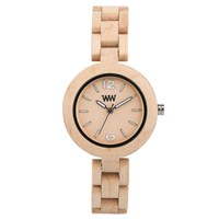 Wewood Mimosa Watch Beige