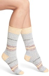 Wigwam Women's Mingle Crew Socks Yam