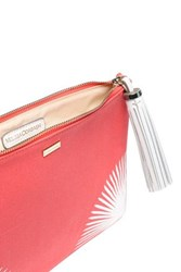 Melissa Odabash Clutch Bags Coral