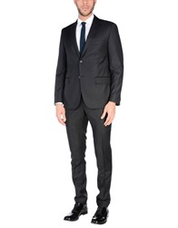 Nino Danieli Suits Steel Grey