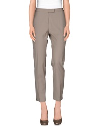Kangra Cashmere Casual Pants Dove Grey