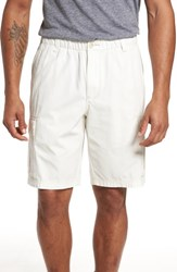 Tommy Bahama Men's Island Survivalist Cargo Shorts Coconut