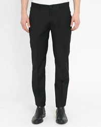 Eleven Paris Black Rinner Trousers