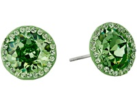 Nina Ingrid Earrings Peridot Earring Green