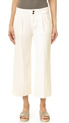 Joe's Jeans Gracie Trousers Vintage White