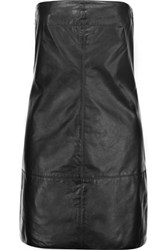 Mcq By Alexander Mcqueen Leather Top Black