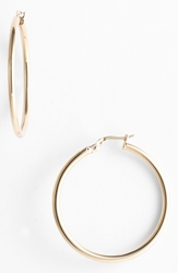 Roberto Coin 35Mm Gold Hoop Earrings Yellow Gold