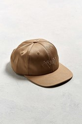 Stussy X Uo Sateen Dad Hat Khaki