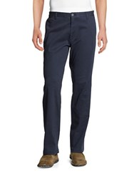 Dockers Straight Leg Chino Pants Blue
